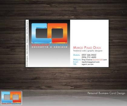 countOcram Business Card