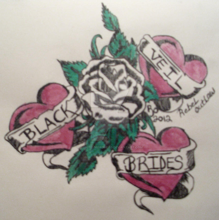 INKED BVB Drawing by DJ-Kitt-Morgue-13