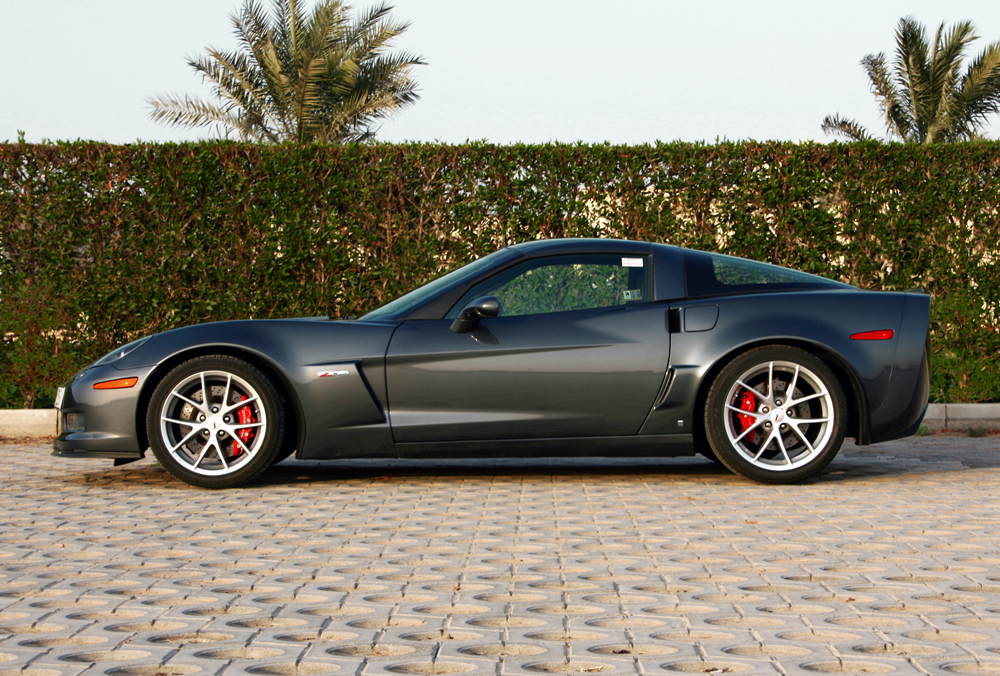 Corvette Z06 - 2 by weird-abdulla