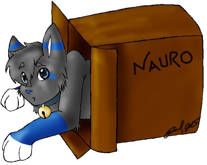 NAURO HAZ BOX? by l3ubbles