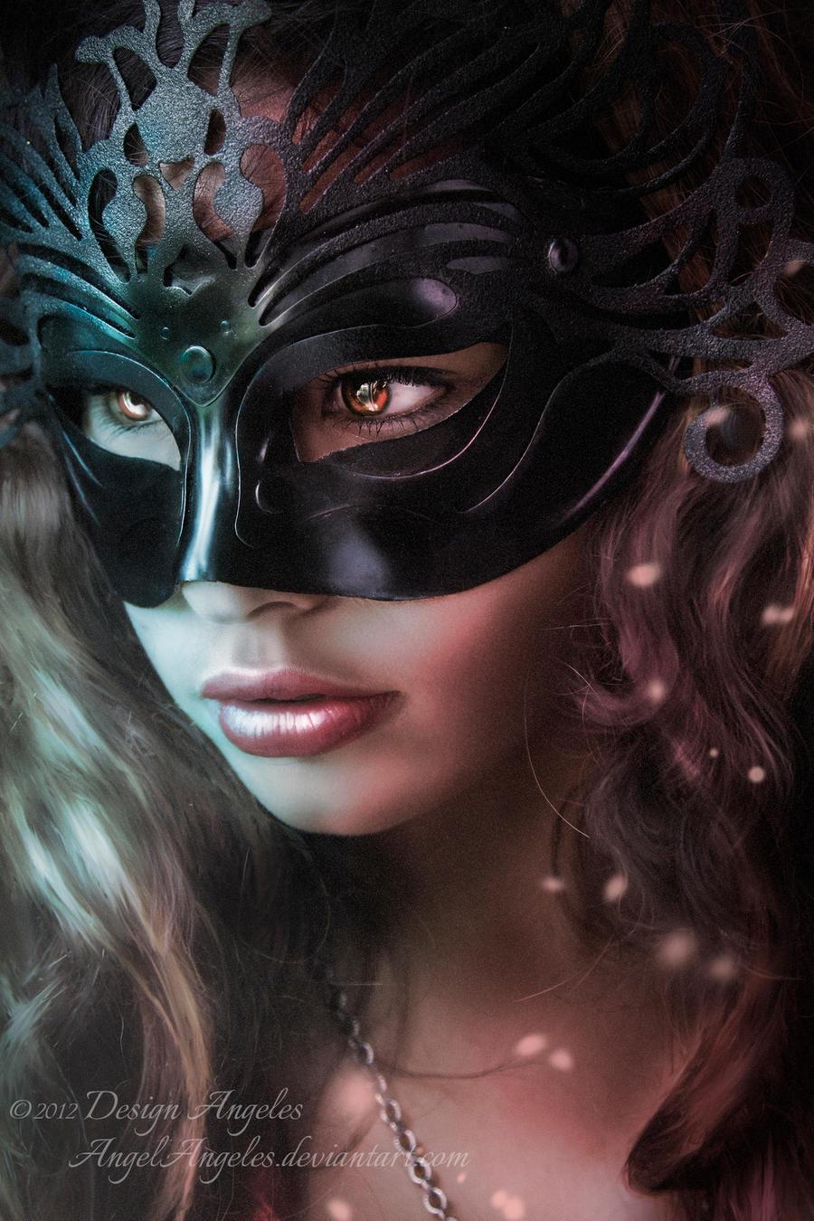Detras De La Mascara [Updated] by AngelAngeles
