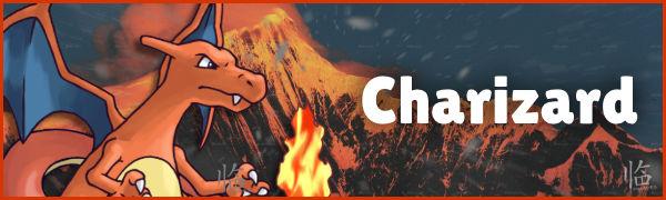 [006] Charizard Banner