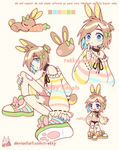 [2020] BUN ADOPT AUCTION || CLOSED