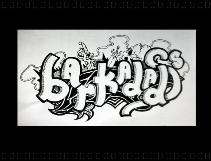 Name Design Art : Name design barkadadss by alexzand r on deviantart