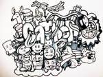 Catherine(doodled)