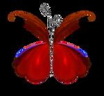 butterfly fractalle