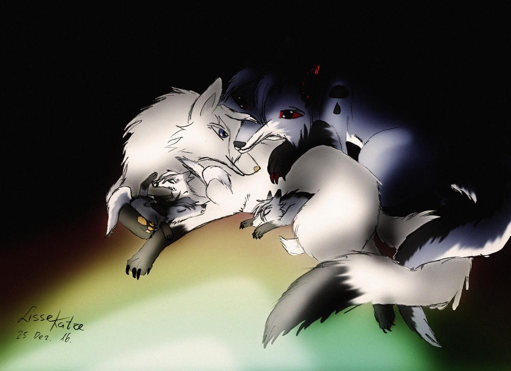 Peacefull days - peacefull memories by sibirianwolf