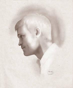 Jonas Armstrong Portrait