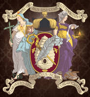 St. Isidore of Seville  Coat of Arms