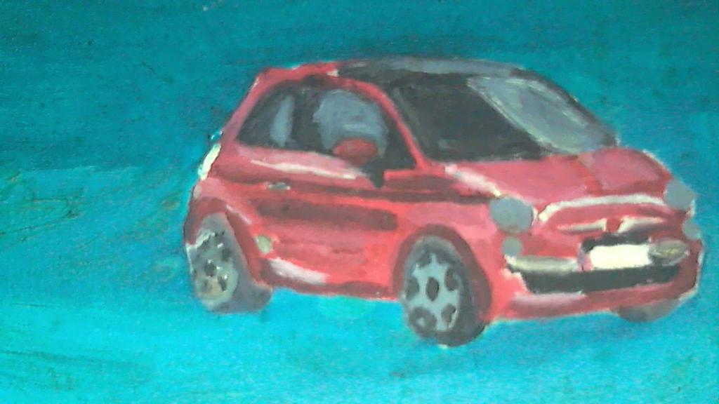 FIAT 500 by BadCrank