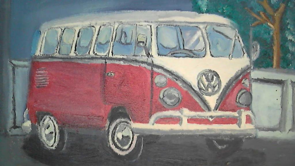 Volkswagen T2 Kombi by BadCrank