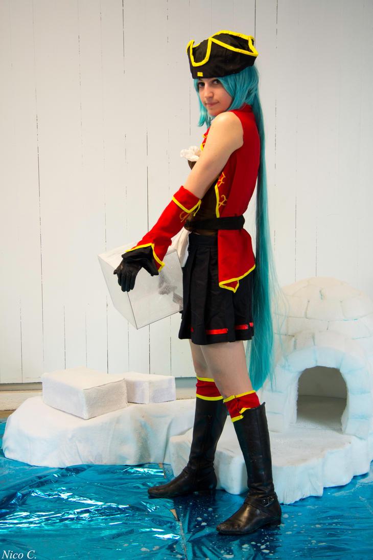Natsu's cosplay Building_an_igloo_by_natsumi02-d4k9uae