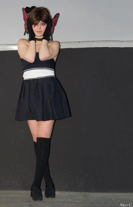 Natsu's cosplay Meiko_magnet_by_natsumi02-d4p2flt