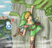 Link On the Edge by Jo-Onis