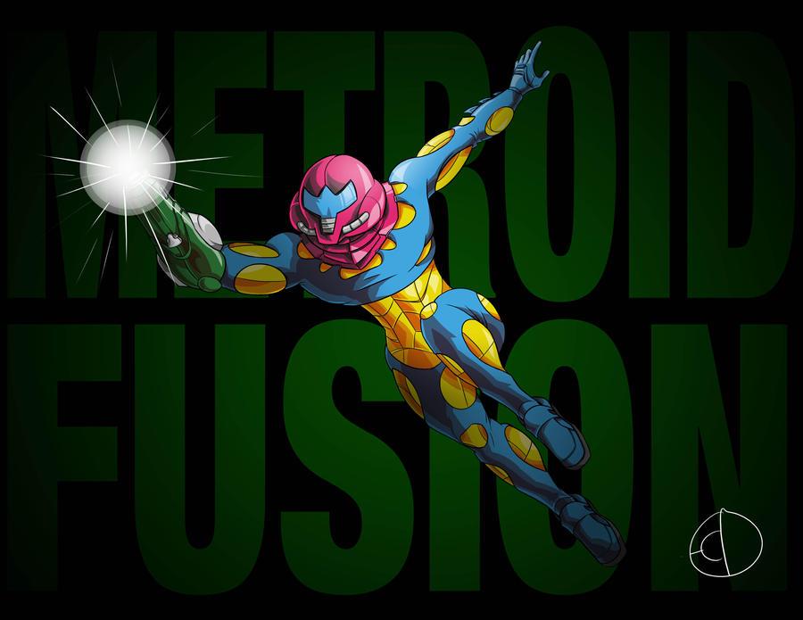 Metroid Fusion By Rebonack On DeviantArt