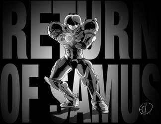 Metroid II: Return of Samus by Rebonack