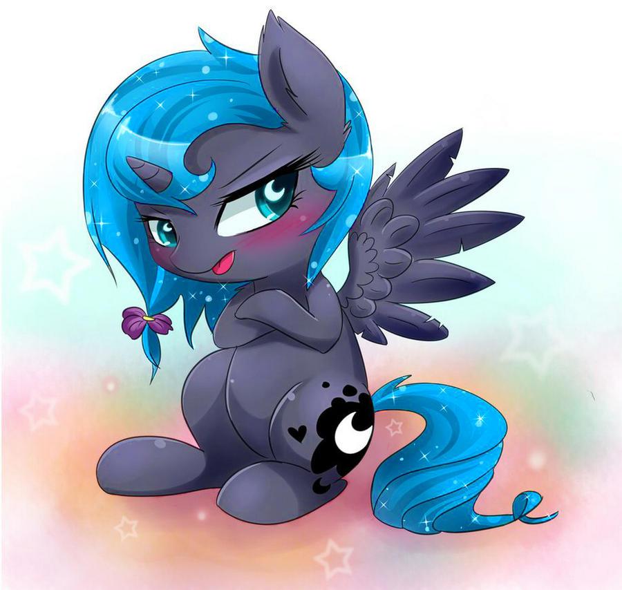 I'm not cute! by Lyra-senpai