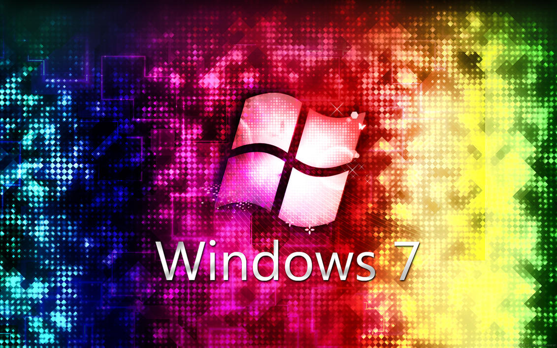 Windows 7 Disco Edition by VasanRajeswaran