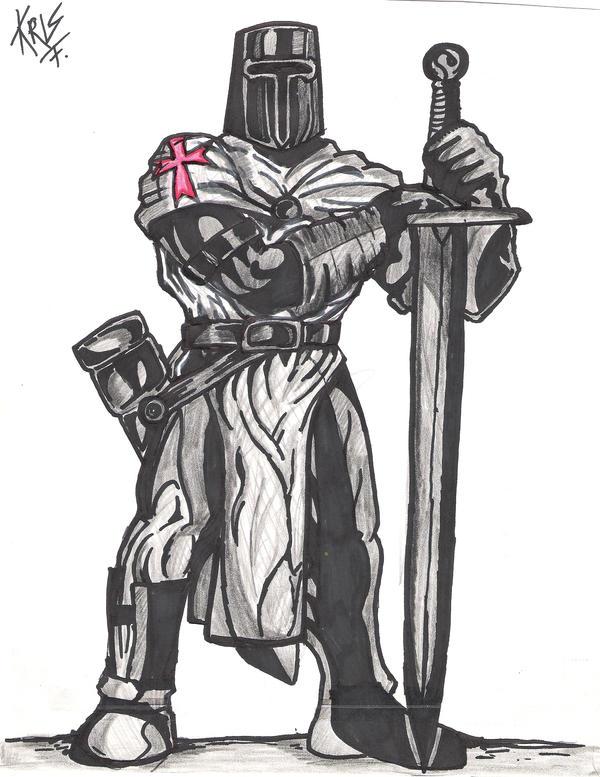 Templar by sneakylightning