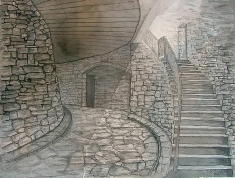 Escaleras Subterranea