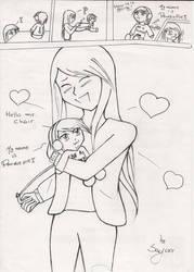Pewdiepie's doll by SayuriChann