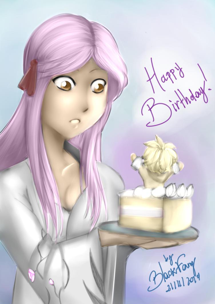 Happy Birthay Keni! by SayuriChann