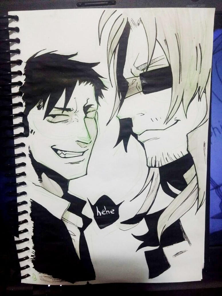 Nic and Worick by SayuriChann