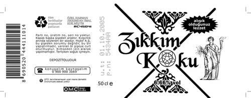 Zikkimin Koku by mustak