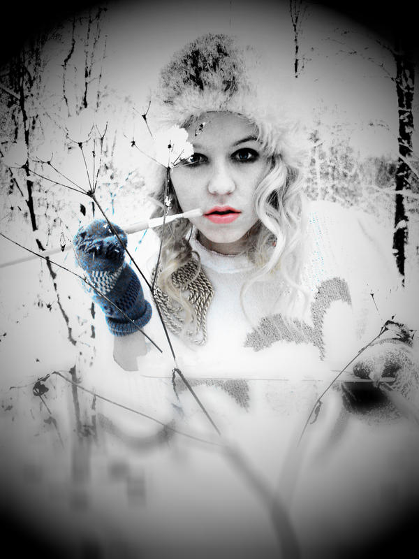 Aunt winter by vertiginousWind