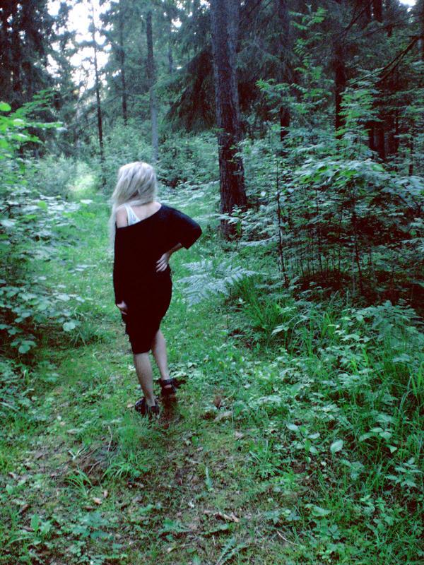 forest resident by vertiginousWind