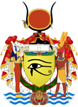 Royal Coat of Arms of Egypt