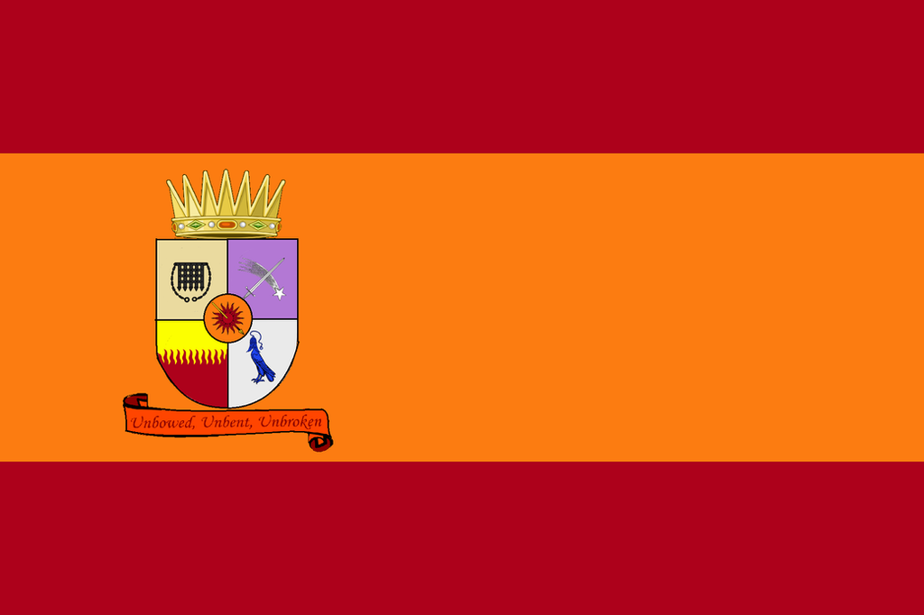 National Flag of Dorne by Claudius42