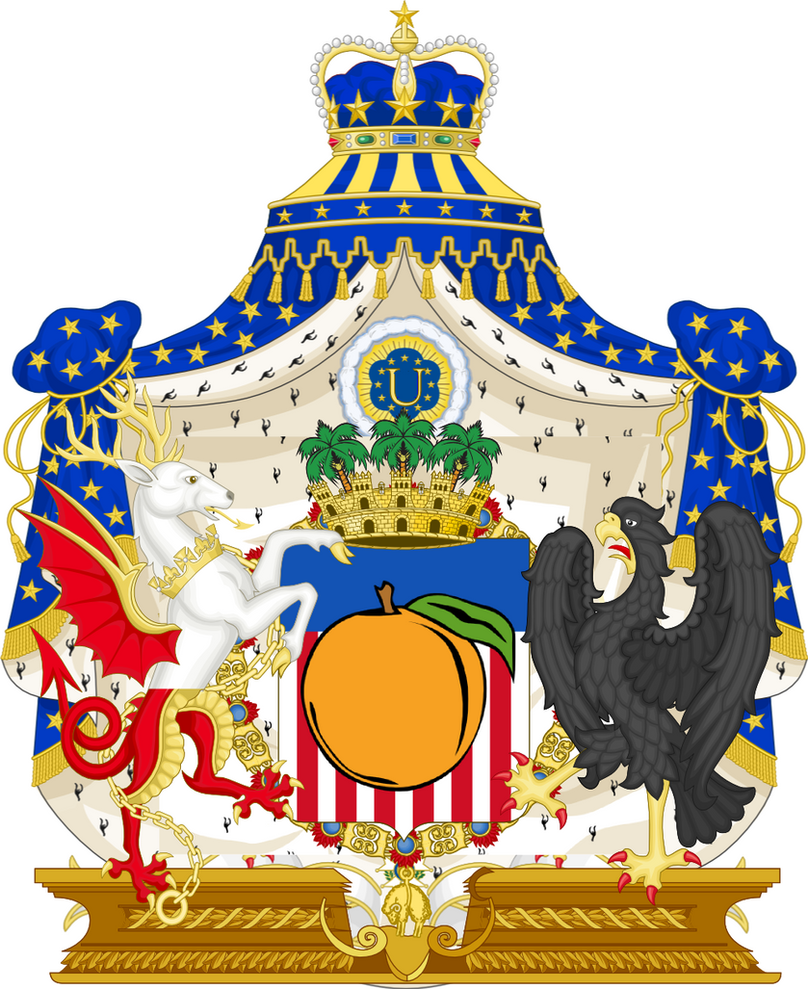 Royal Arms of House Underwood by Claudius42