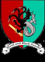 The Sigil of House Blackfyre-Velaryon (ModernGoT) by Claudius42