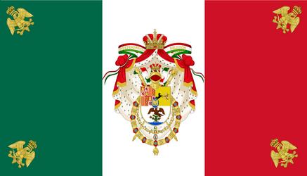 La Bandera Del Mexico de Jose I by Claudius42