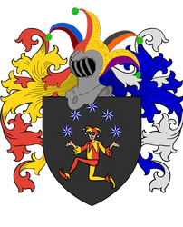 The Personal Arms of Lord Lorimer Falwell by Claudius42
