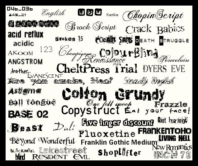 Packs De Fuentes Fonts_by_hilaryxx