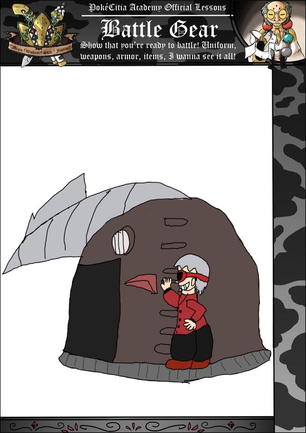 PCA: Battle Gear by grantjoey45