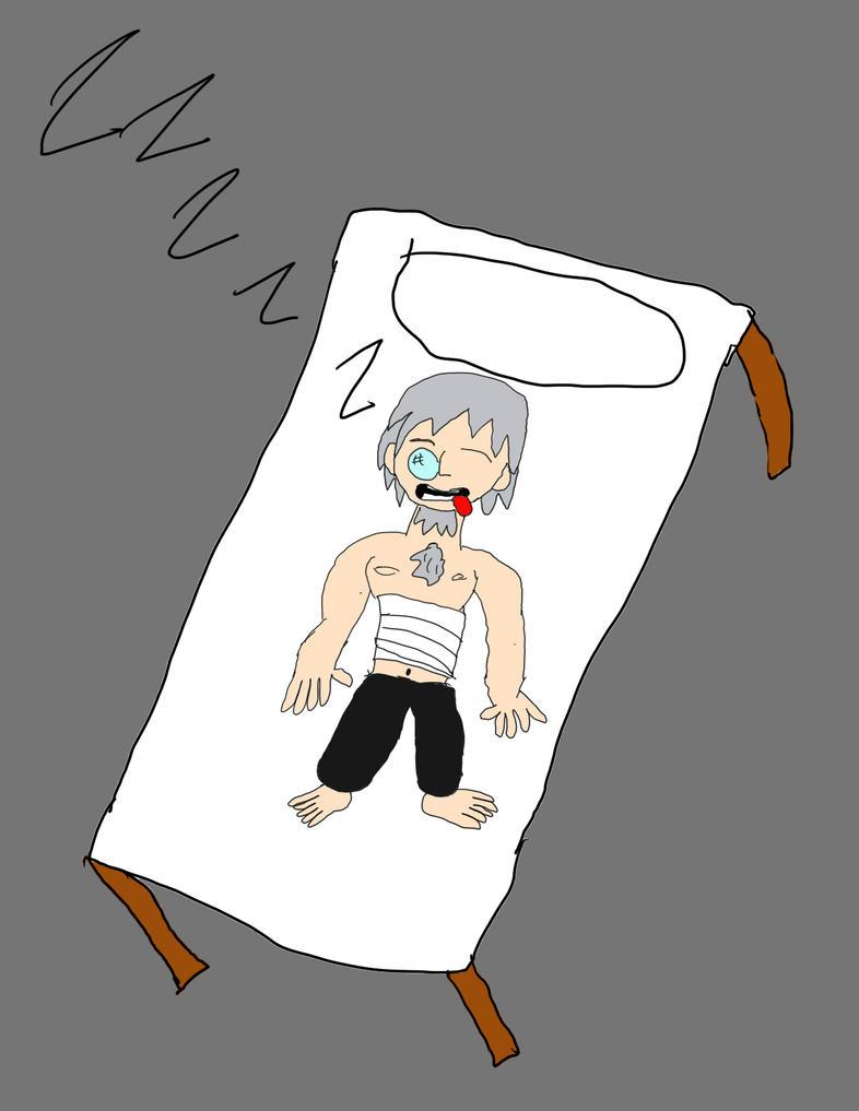 PCA: Dampy sleepy Time by grantjoey45