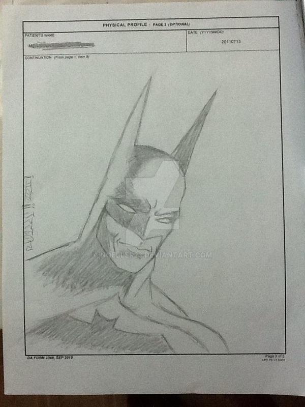batman dating profil