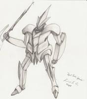 The Mecha Sketchbook - 5 by PlasmaFire3000