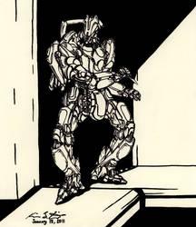 The Mecha Sketchbook - 29