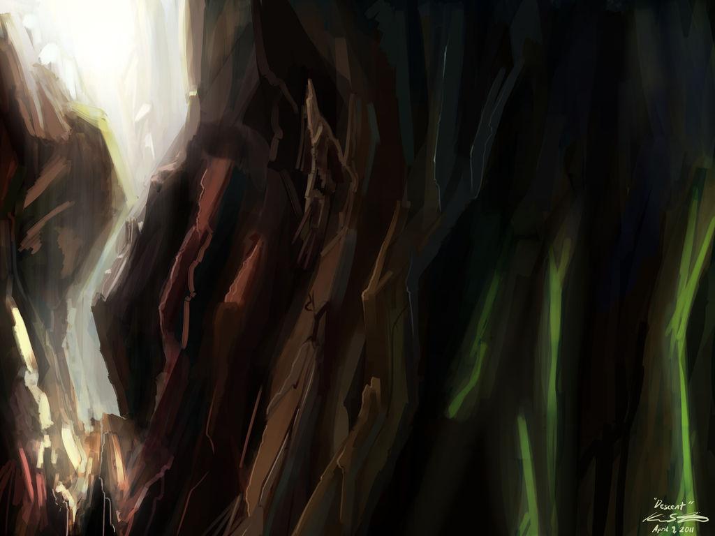 Color Study - 6 by PlasmaFire3000
