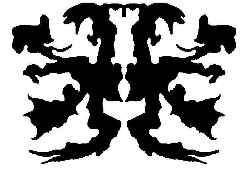 Rorschach Test VI By Ispod4 On DeviantART