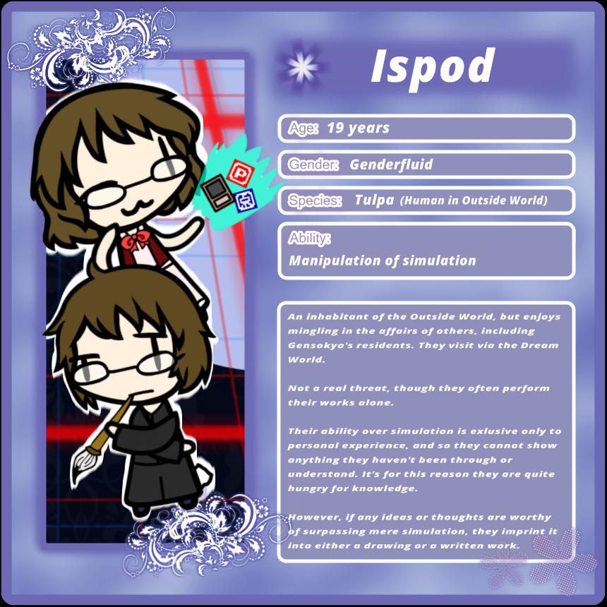 Author Avatar(s) Profile by Ispod4 on DeviantArt