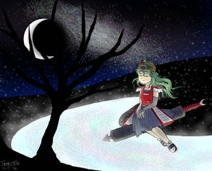 Sacred Fireflies by Ispod4
