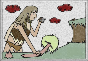 DF: Ushrir's Fate by Ispod4