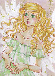Rosebud Angel