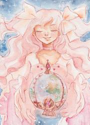 animus deae (wish of the goddess)