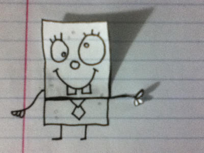 DoodleBob By XRebelia On DeviantArt